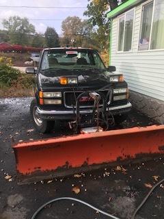 2000 k1500 plow truck $3500