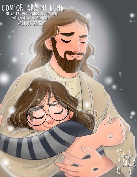 Confortará mi alma - por Sheyla Gallegos