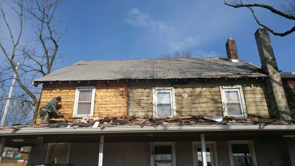 Siding Replacement - Project image 02