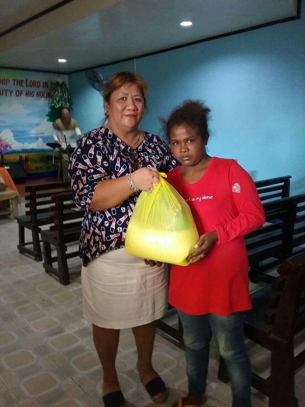 Mars rapporten - Från Filippinerna