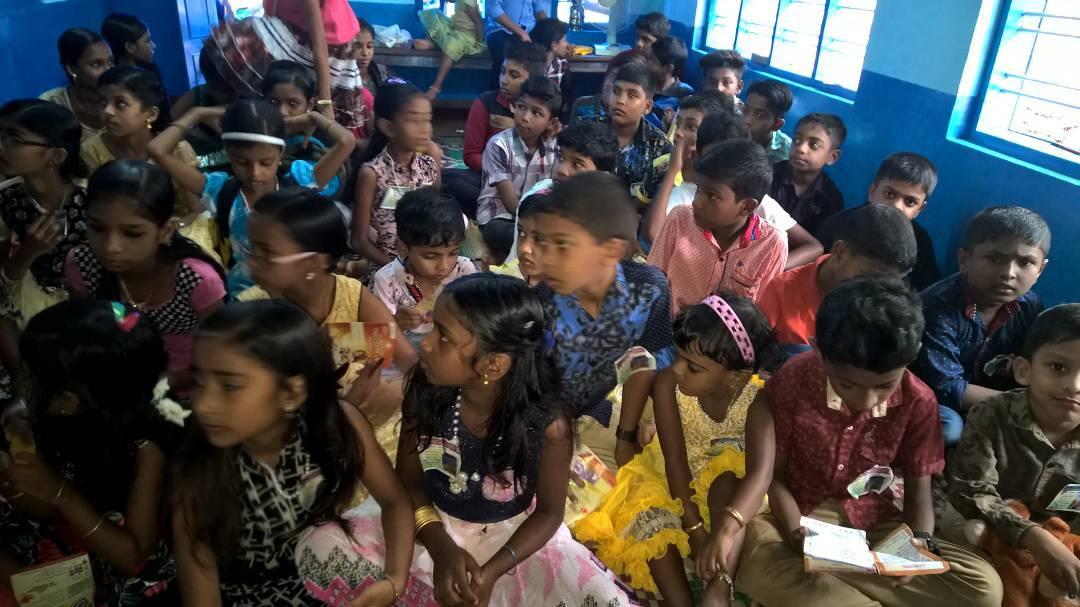 Ge en gåva till vår Sommarbibelskola - 2017 / Give a gift for summer bibelschool