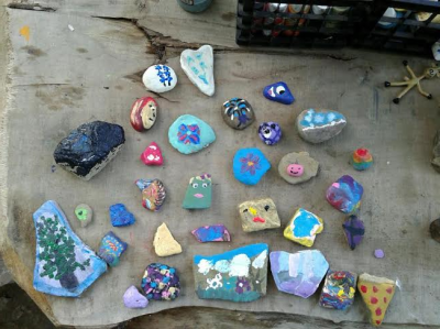 Sometimes You Just Got To Paint Rocks