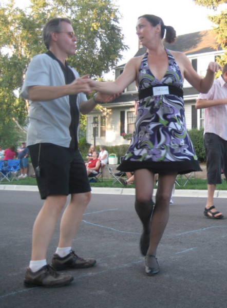 Two Right Feet Dance—Social Dance Instructor