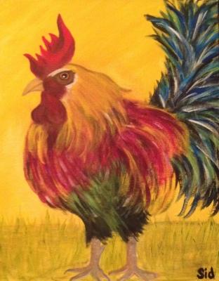 Rooster Cockburn