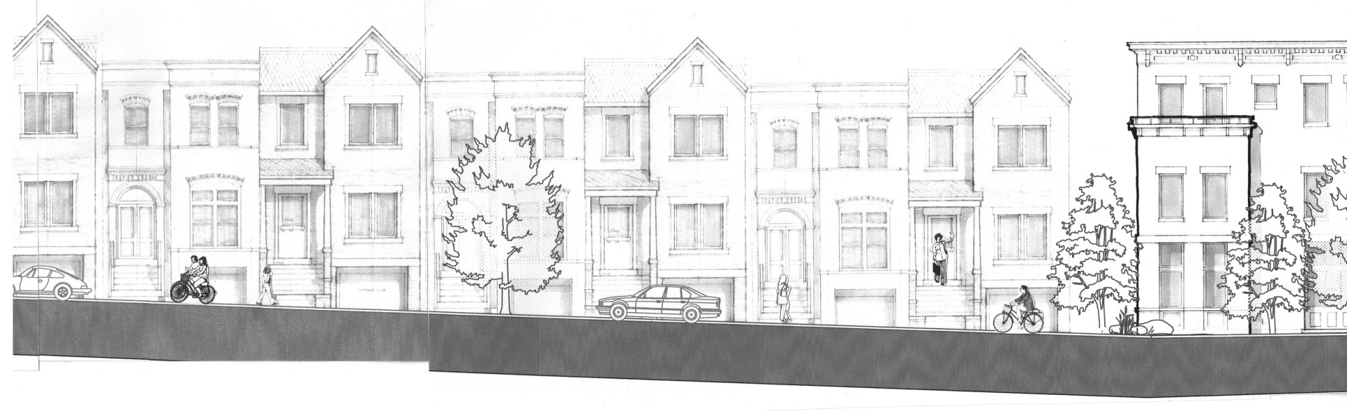 Proposed Townhouse Development for Hyattsville MD