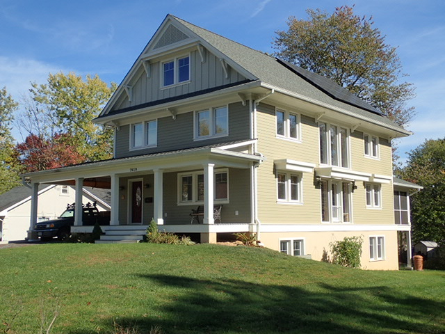 New Passive House Certified Residence