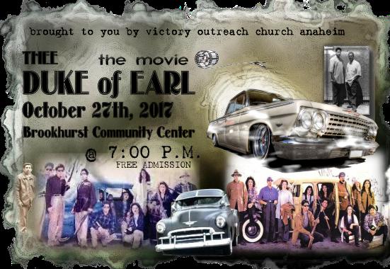 The Duke of Earl, The Movie