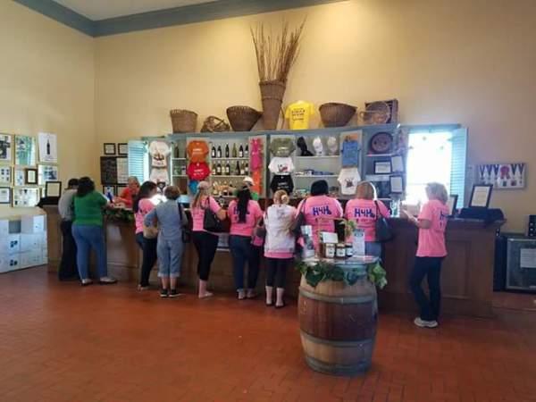Fall Creek Vineyard,  Wine Tours, Tow Texas