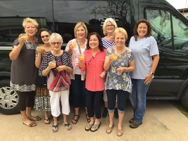 Wine Tours Texas