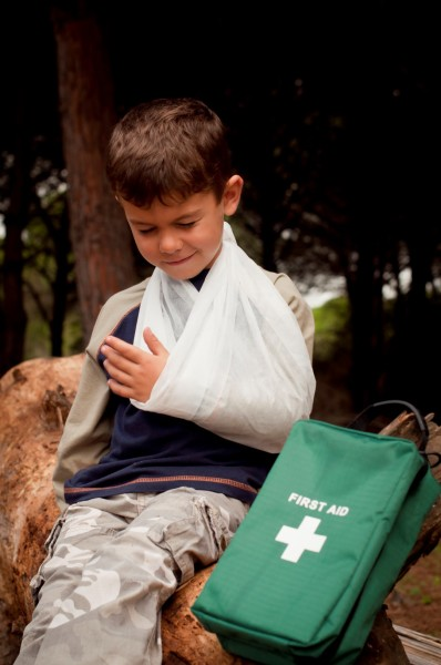 First Aid tips for the Summer