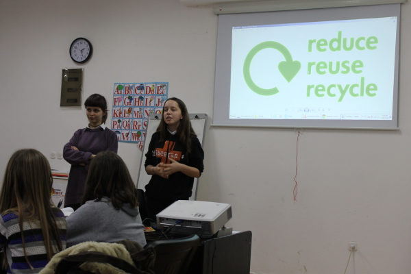 Workshop on Recycling
