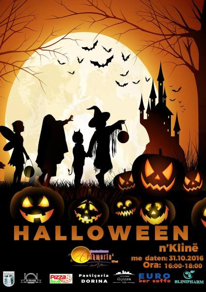Trick or Treat 2016