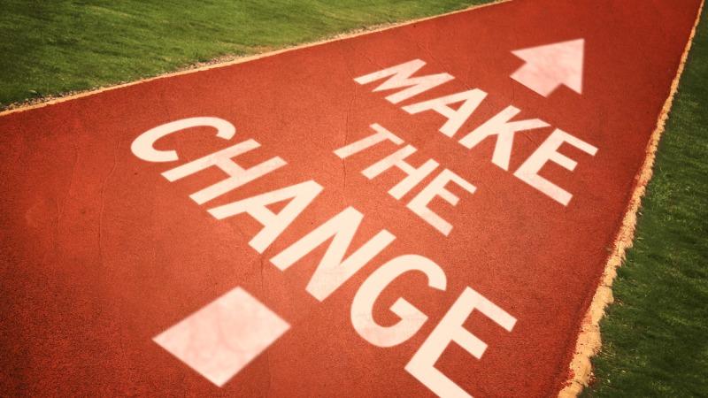 Leading Change: It's Not (Always) On Top It's (Often) Inside