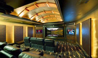 Home Theaters & Smart Homes