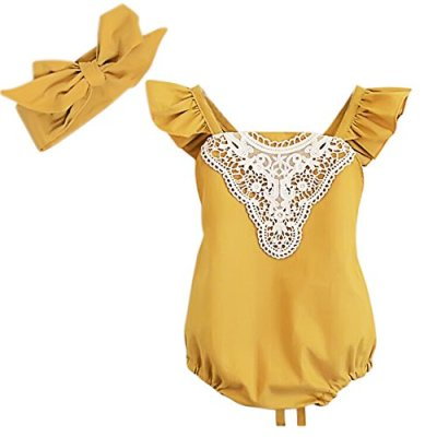 Sunsuit & Headband