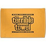 NFL Pittsburgh Steelers Original Terrible Towel, Gold