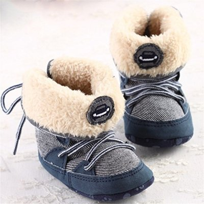 Prewalker Soft Snow Boots