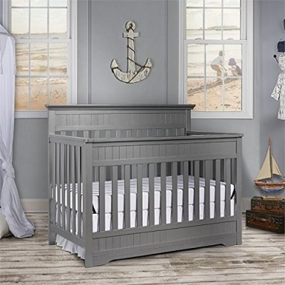 5-In-1 Convertible Crib