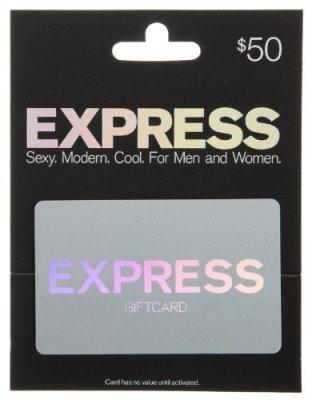 Express Gift Card