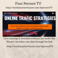 continuing education,training resources,training,fourpercenttv