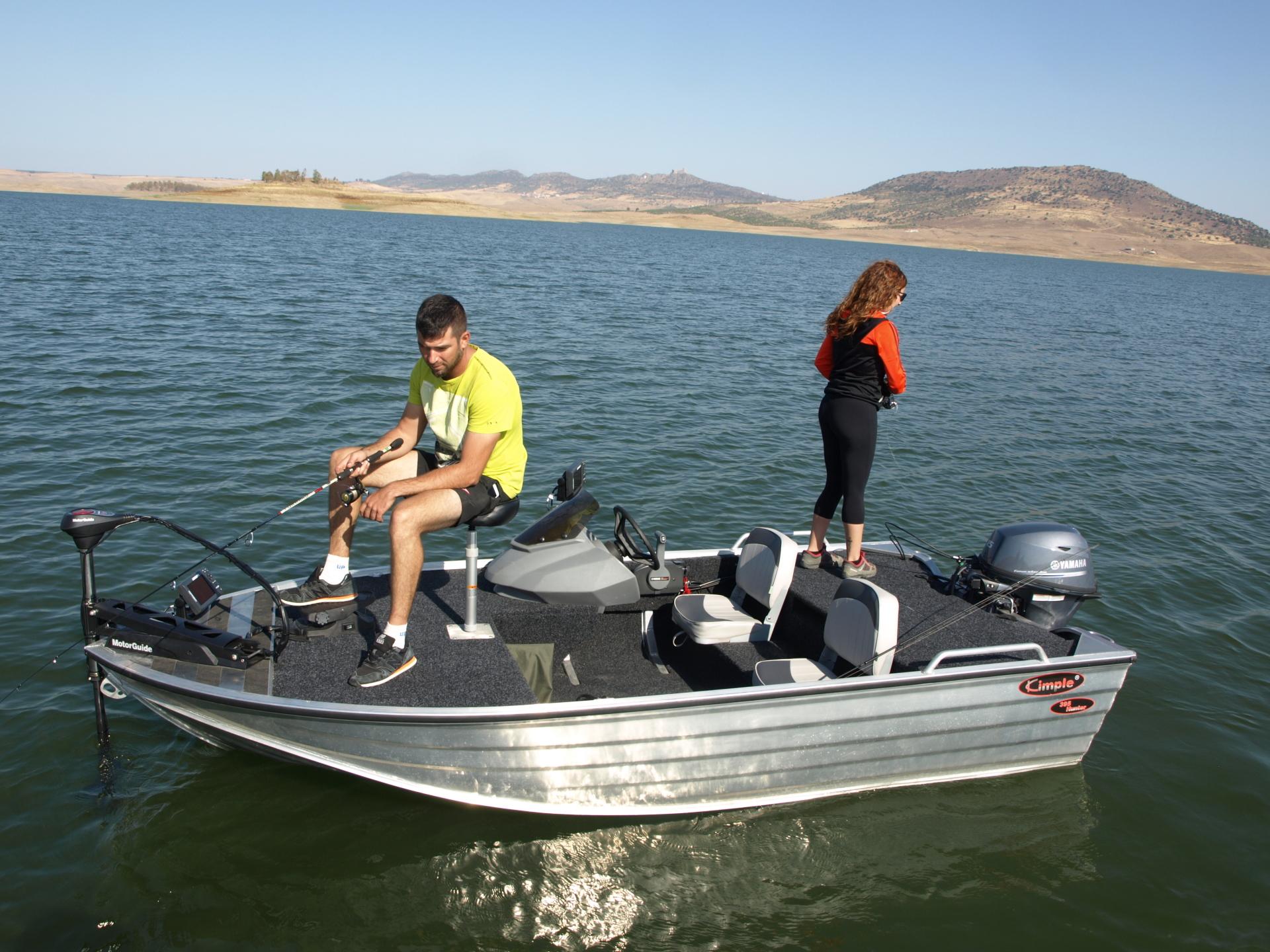 extremadura predator fishing