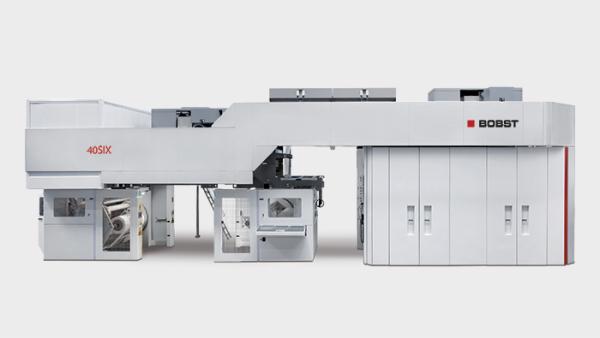 40SIX - CI flexo press