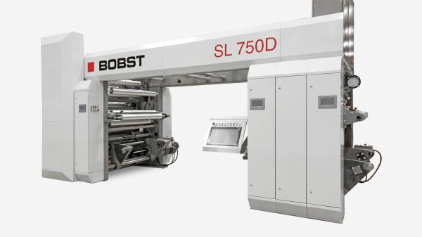 SL 750D - Solventless laminator