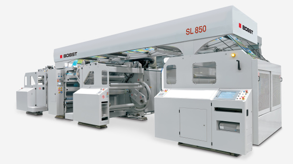 SL 850 - Solventless laminator