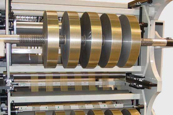 Speciality Materials / Slitting & Rewinding
