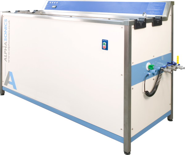 Alphaplus - Anilox Roll and Gravure Cylinder Cleaning Systems