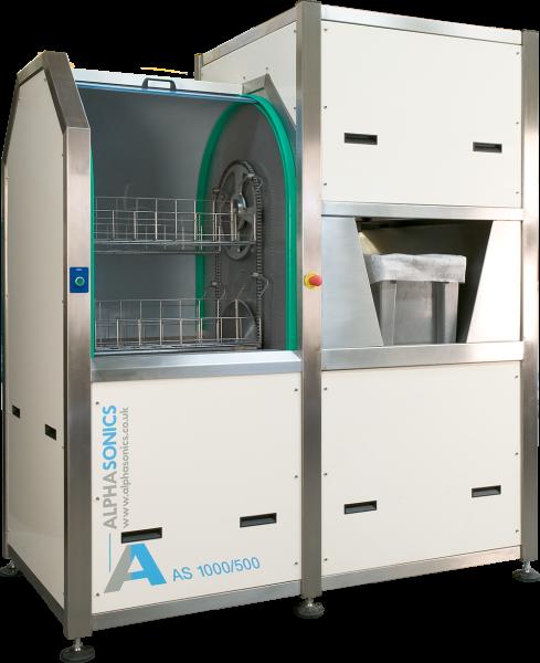 AS1000 Trojan - Parts Washing System