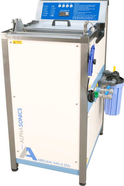 Megan -  Anilox Roll and Gravure Cylinder Cleaning Systems