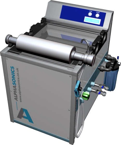 Miranda - Anilox Roll and Gravure Cylinder Cleaning Systems