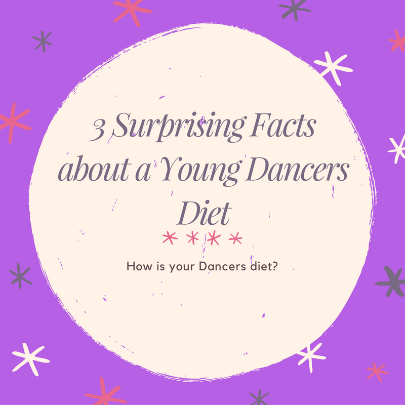 3 Surprising Facts about a Young Dancers Diet
