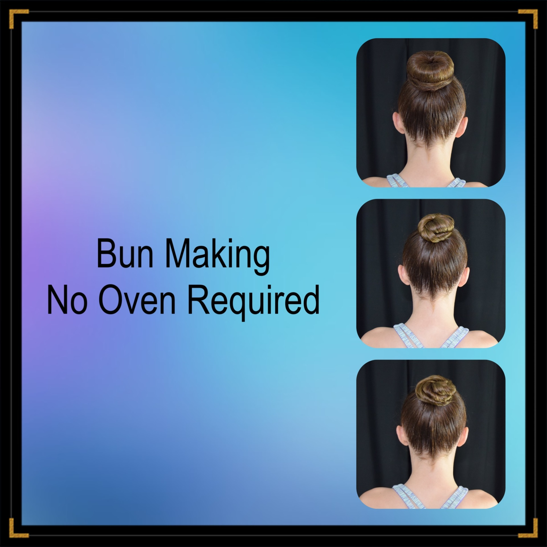Bun Making - No Oven Required!