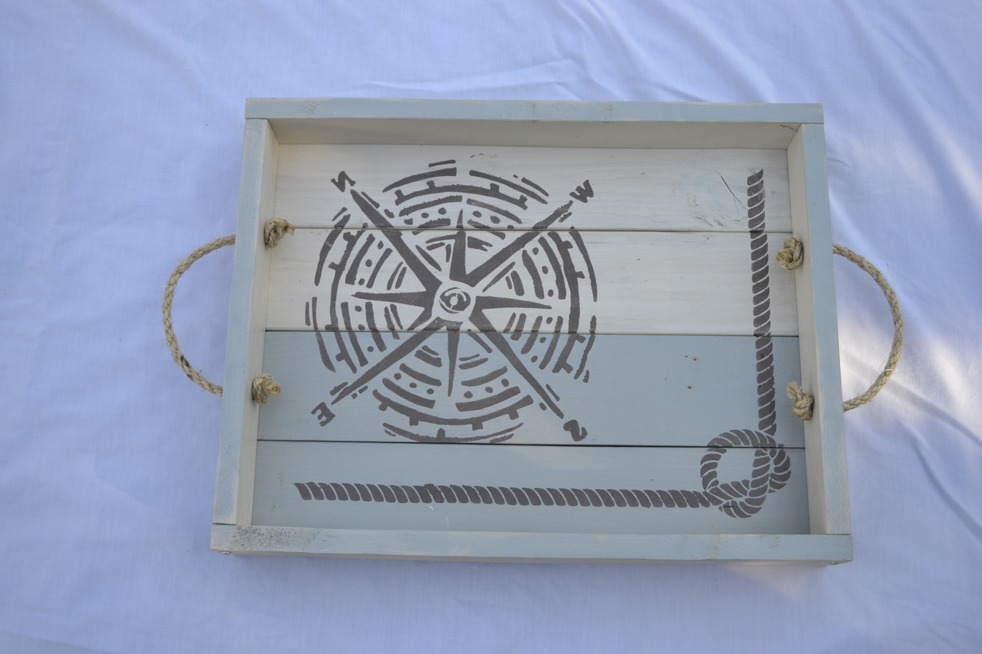 Tray 5 Nautical