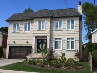 Toronto - Contemporary Custom Home