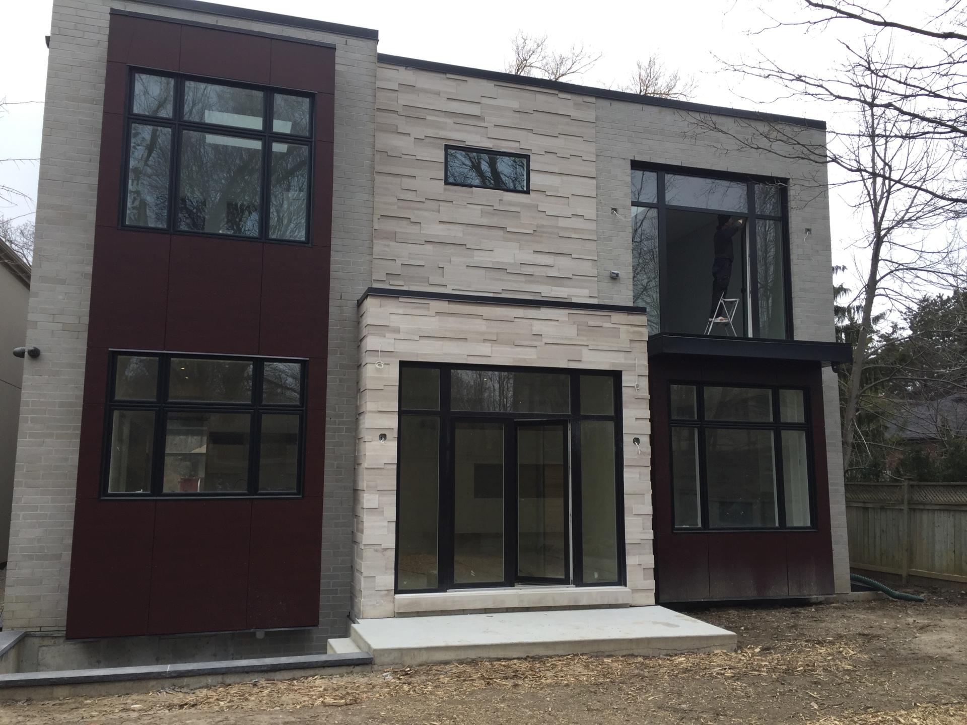 Bathurst & Lawrence - Modern Contemporary Custom Home