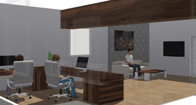 Richmond Hill - Home Office Addition