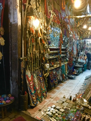 Globe Trotting as a 3 Part V: Escape from Snowdom to Marrakech
