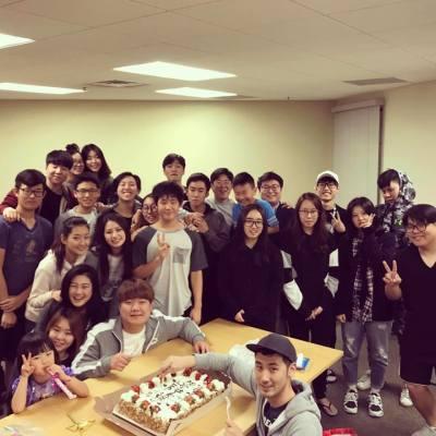 2017년 2월 생일파티