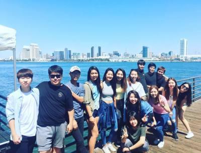 San Diego tour (SD tour)