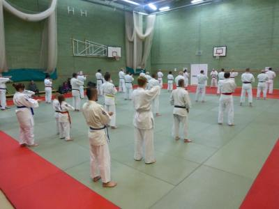 We have joined the Aikido in Kent Association