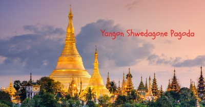 Group : 9 Days Golden Myanmar Tour
