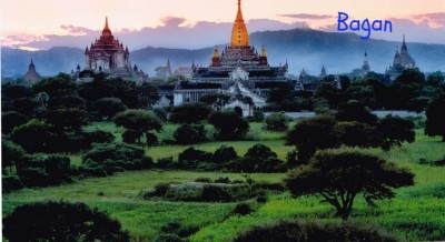 5 Days (A) Yangon-Bagan-Inle Lake Tour
