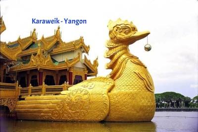 5 Days (B)-Yangon-Mandalay-Bagan Tour