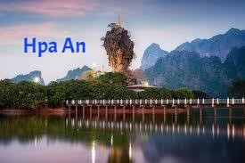 6 Days (B) - Yangon-Mawlamyine-Hpa An  Tour