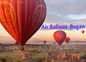 7 Days (A) Yangon-Bagan-Inle Lake-Taunggyi Tour