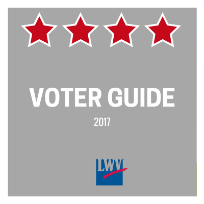2017 Town of Normal Voter's Guide