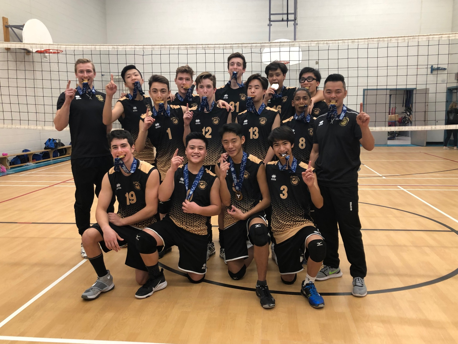 Thundercats Volleyball Club Home Page